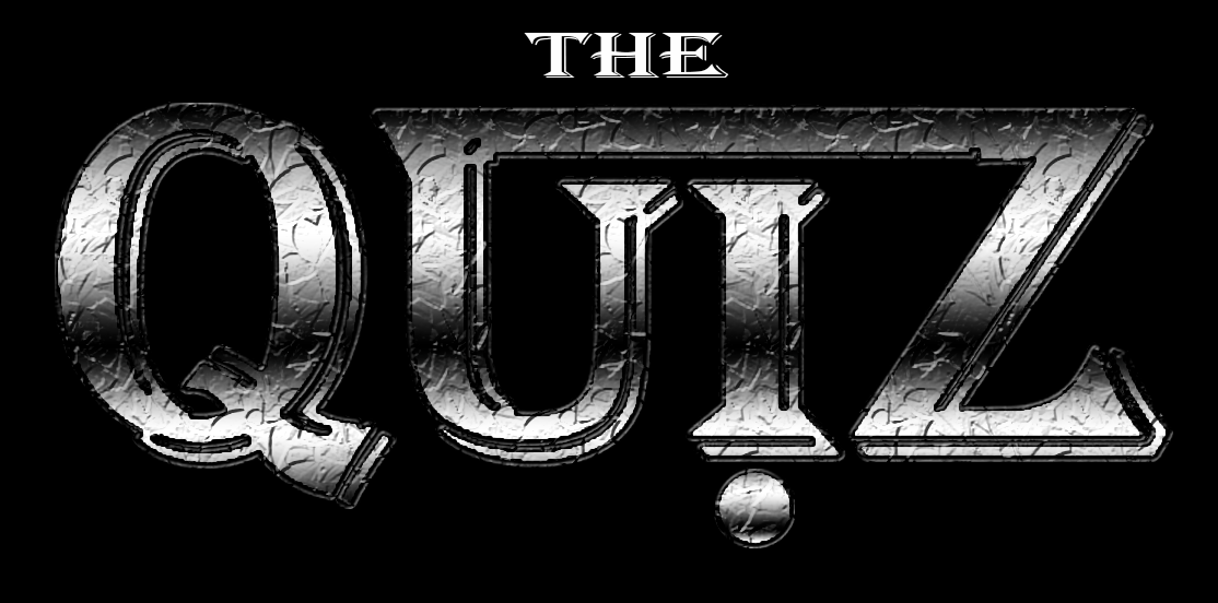 The Quiz LOGO